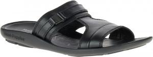 Effie Pivot - Black Leather