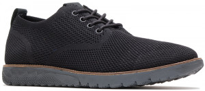Expert PT Oxford - Black Knit Nubuck