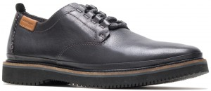 Bernard Conv Oxford - Black Leather