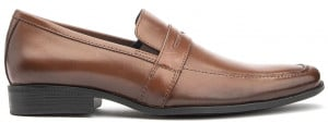 Creta MT Slip-On - Tan Leather