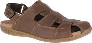 Mutt Fisherman - Brown Leather