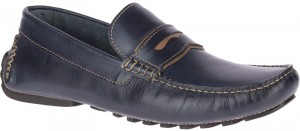 Lucas Penny - Navy Leather