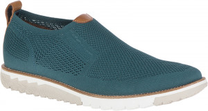 Expert MT SlipOn - Teal Knit Nubuck