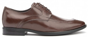 Vellar MT Oxford - Brown Leather