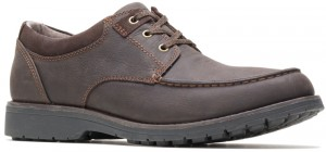Beauceron MT Oxford - Brown Leather
