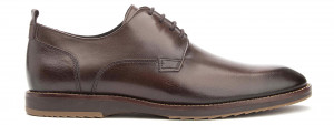 Andorra PT Oxford - Brown Leather