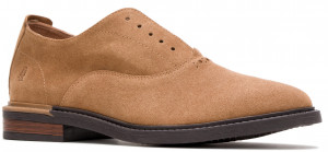 Davis Slip-On Oxford - Chestnut Suede