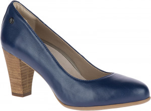 Minam Meaghan - Navy Leather
