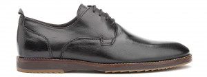 Andorra PT Oxford - Black Leather