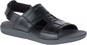 Leonberger Rafter - Black Leather