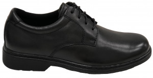 HP Gel Plain Toe - Black Napoli Leather