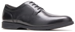 Shepsky PT Oxford - Black Leather
