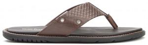 Dubai Toepost - Brown Leather