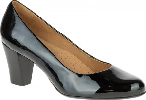 Alegria - Black Patent Leather