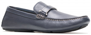 Jace Loafer - Navy Leather
