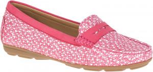 Renita Penny - Paradise Pink Geo Nubuck
