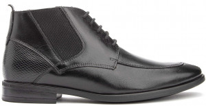 Vellar MT Boot - Black Leather