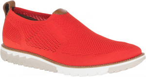 Expert MT SlipOn - Dark Orange Knit Nubuck