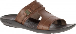 Effie Pivot - Brown Leather