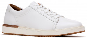 Heath Sneaker - White Leather