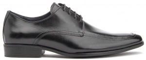 Creta MT Oxford - Black Leather