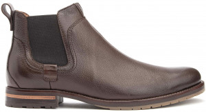 Broolkin Chelsea Boot - Brown Leather