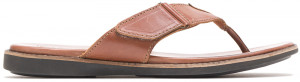 Howston Toepost - Cognac Leather