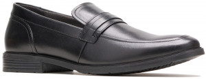 Advice MT Slip-On - Black Leather