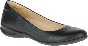 Linnet Bria - Black Leather