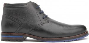 Broolkin PT Oxford Boot - Black Leather