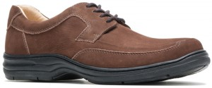 Bullmatian LaceUp - Dark Brown Nubuck