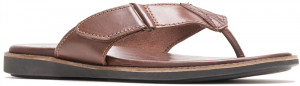 Howston Toepost - Saddle Brown Leather