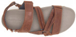 Puli Backstrap - Saddle Brown Leather