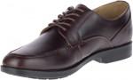 Bloodhound Oxford - Dark Brown Waterproof Leather