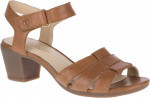 Masseter QTR Strap - Tan leather