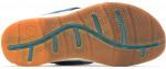 Puli Slide - Blue Sea Nubuck