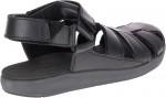 Leonberger Fisher - Black Leather
