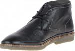 Komondor Chukka - Black Leather